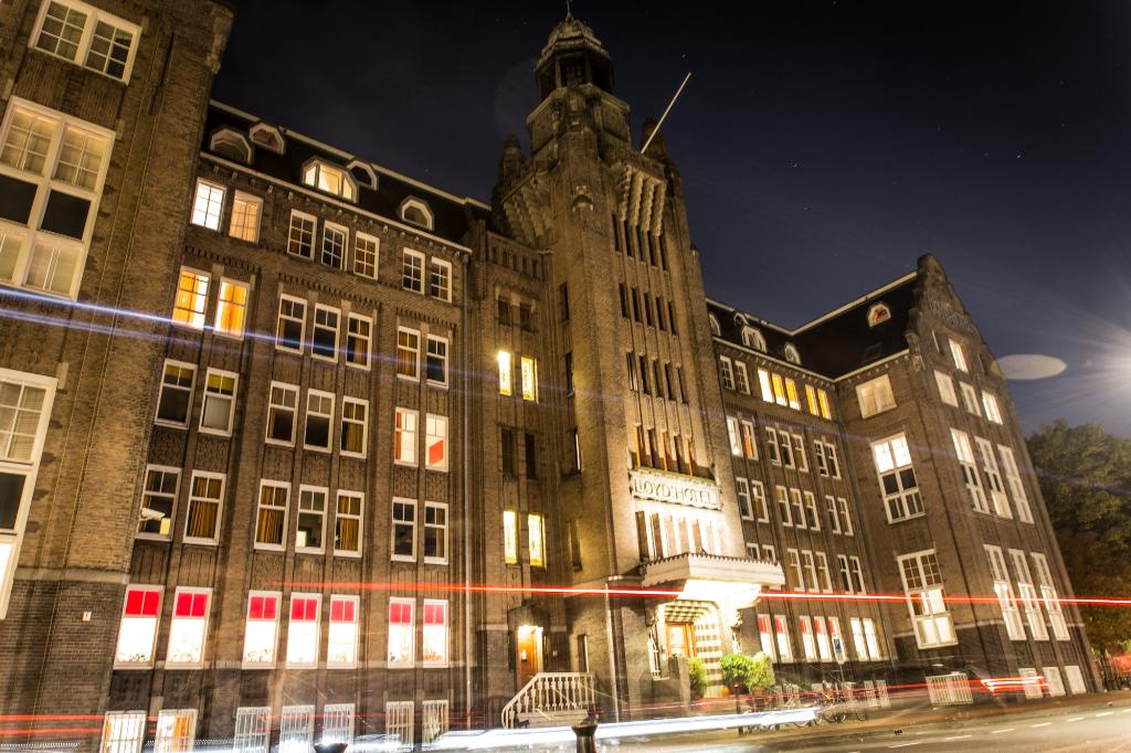 Lloyd Hotel & Cultural Embassy