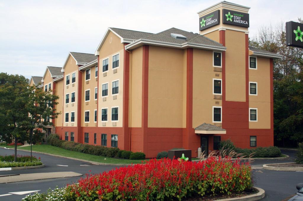 匹茲堡西米夫林美國長住飯店