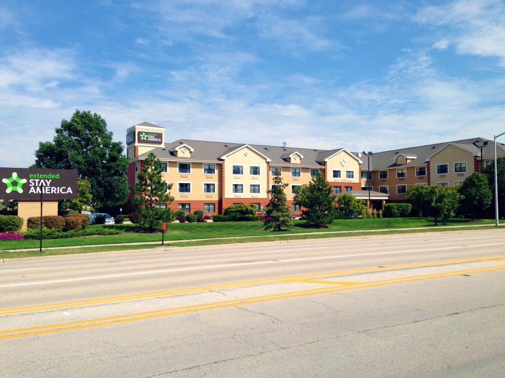 芝加哥-伍德菲爾德購物中心-會議中心美國長住飯店