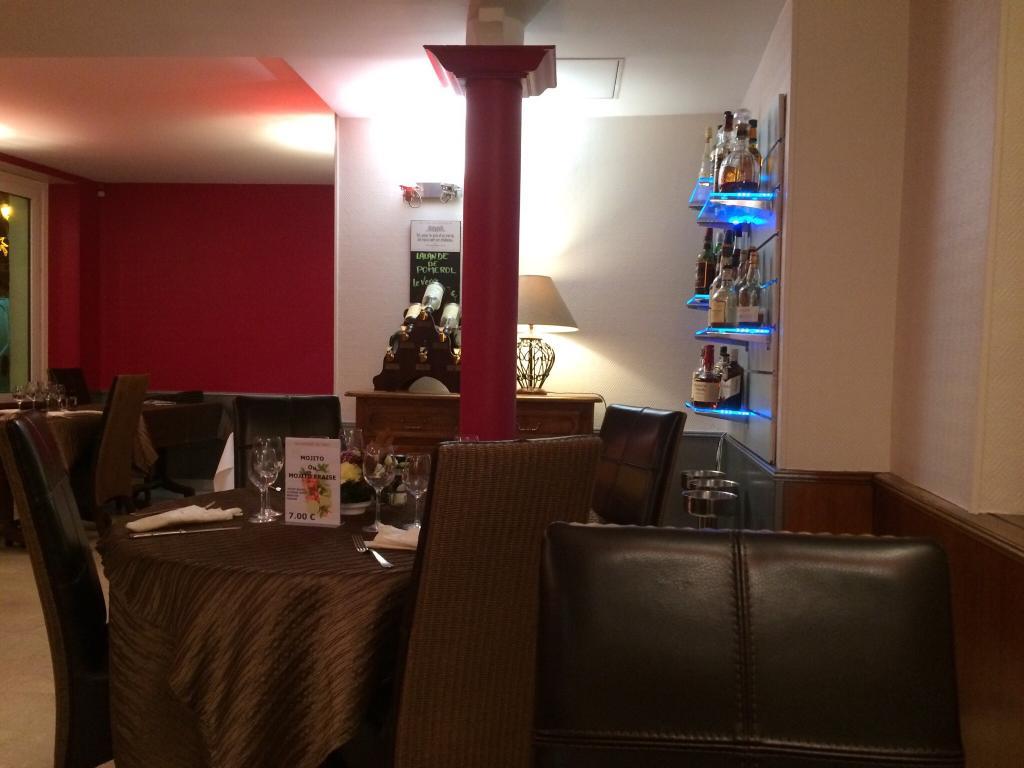 A La Grace de Dieu Hotel-Restaurant