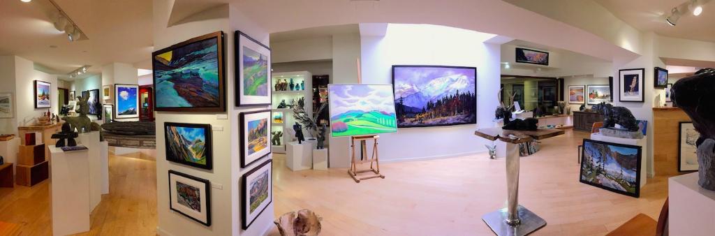 Mountain Galleries Fairmont Jasper Park Lodge
