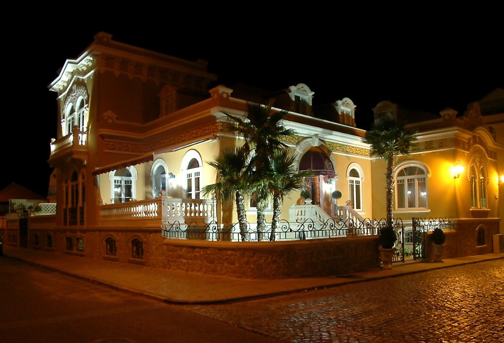 ‪Palace do Capitao‬