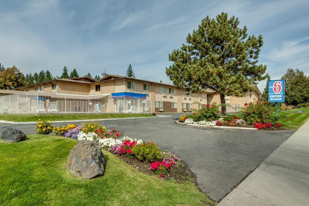 Motel 6 Spokane West - Airport