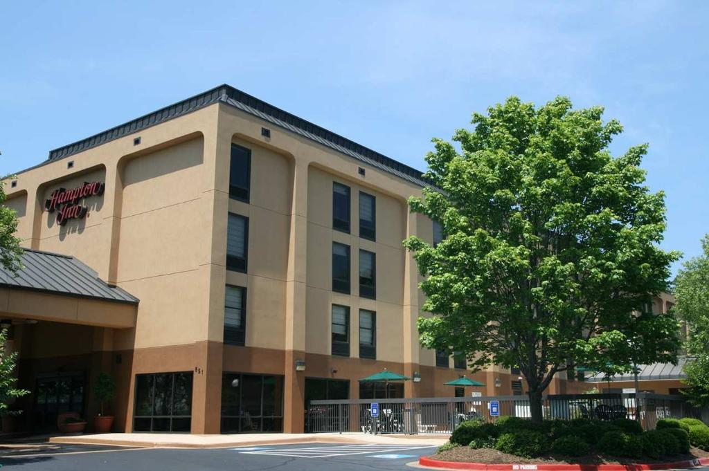 Hampton Inn Clemson-University Area