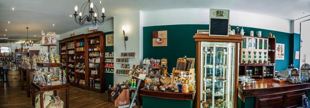 Der Kaffeeladen & Die Schokoladenwerkstatt