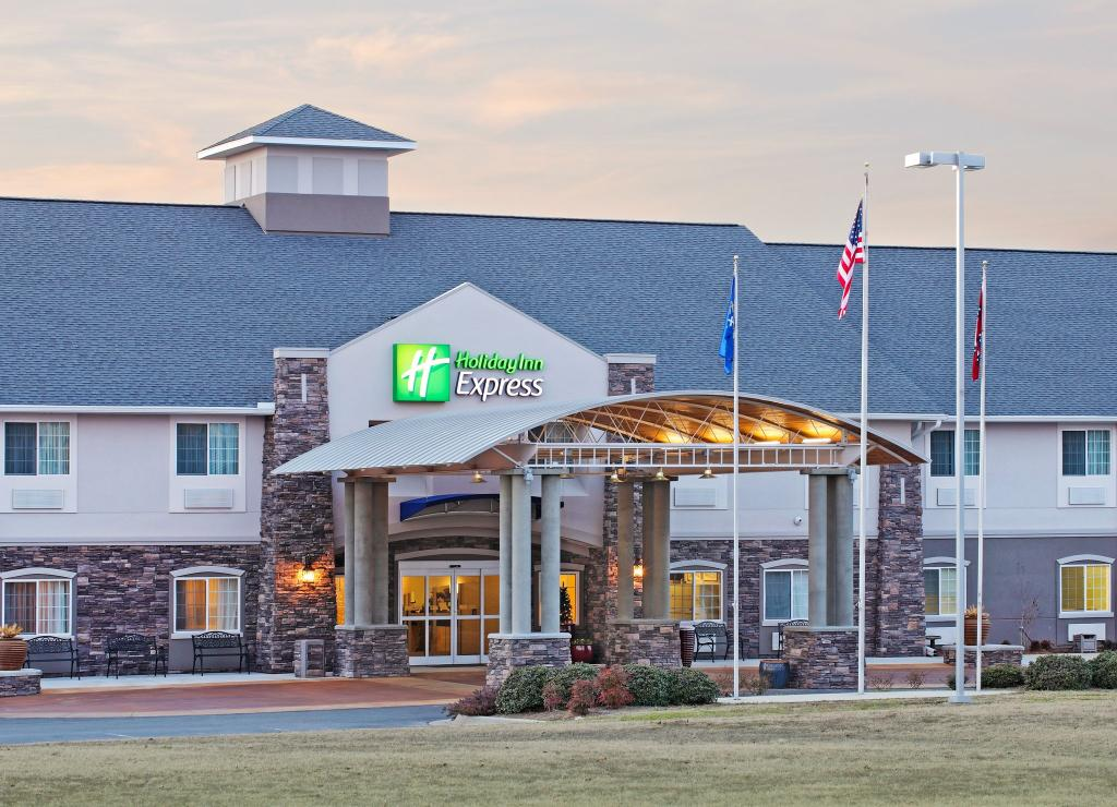 ‪Holiday Inn Express Monticello‬