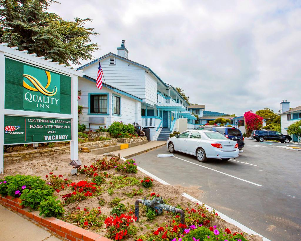 Quality Inn Monterey-Munras
