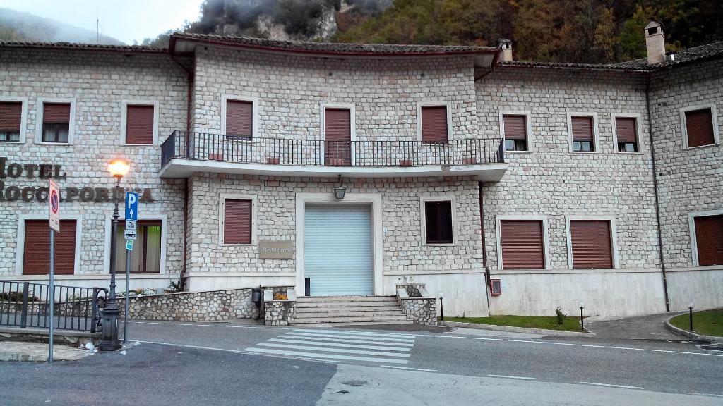Hotel Roccaporena