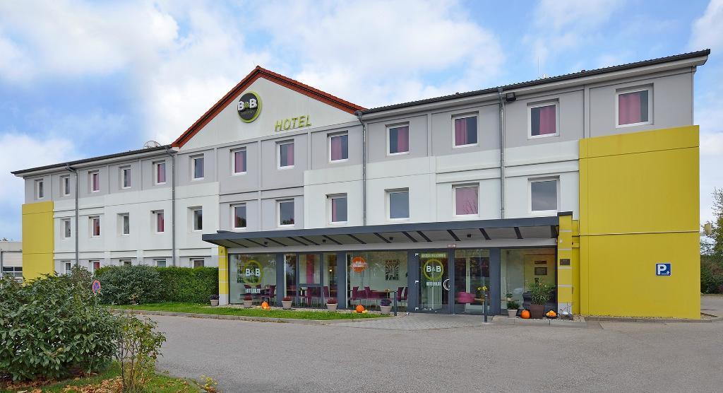 B&B Hotel Ingolstadt