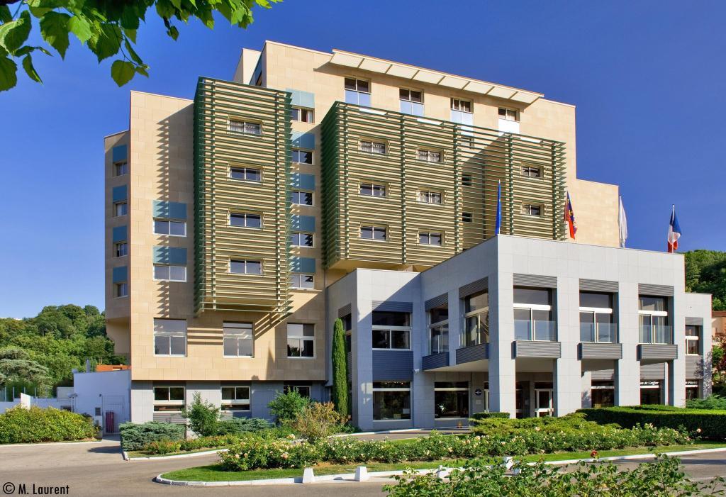 호텔 리옹 메트로폴르