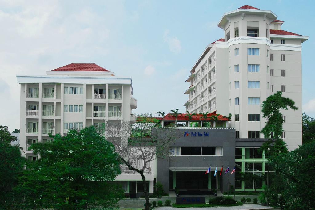 公園景觀酒店