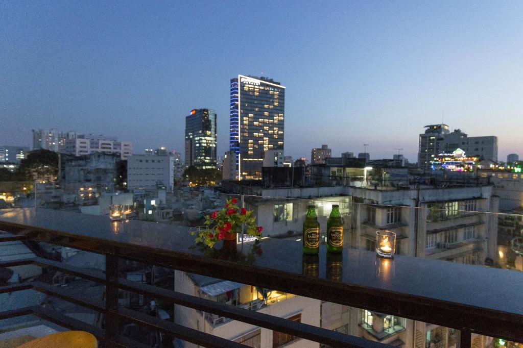 サイゴン ミニ ホテル 6