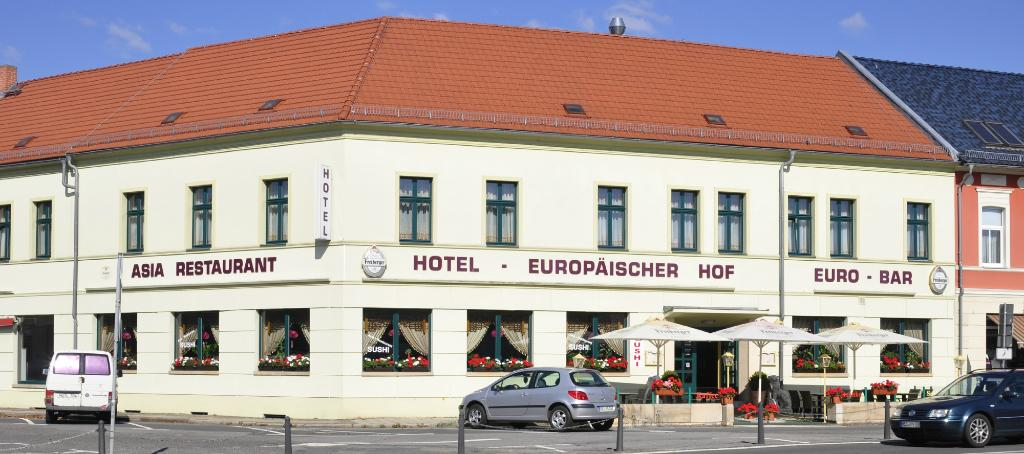 Hotel Europaischer Hof