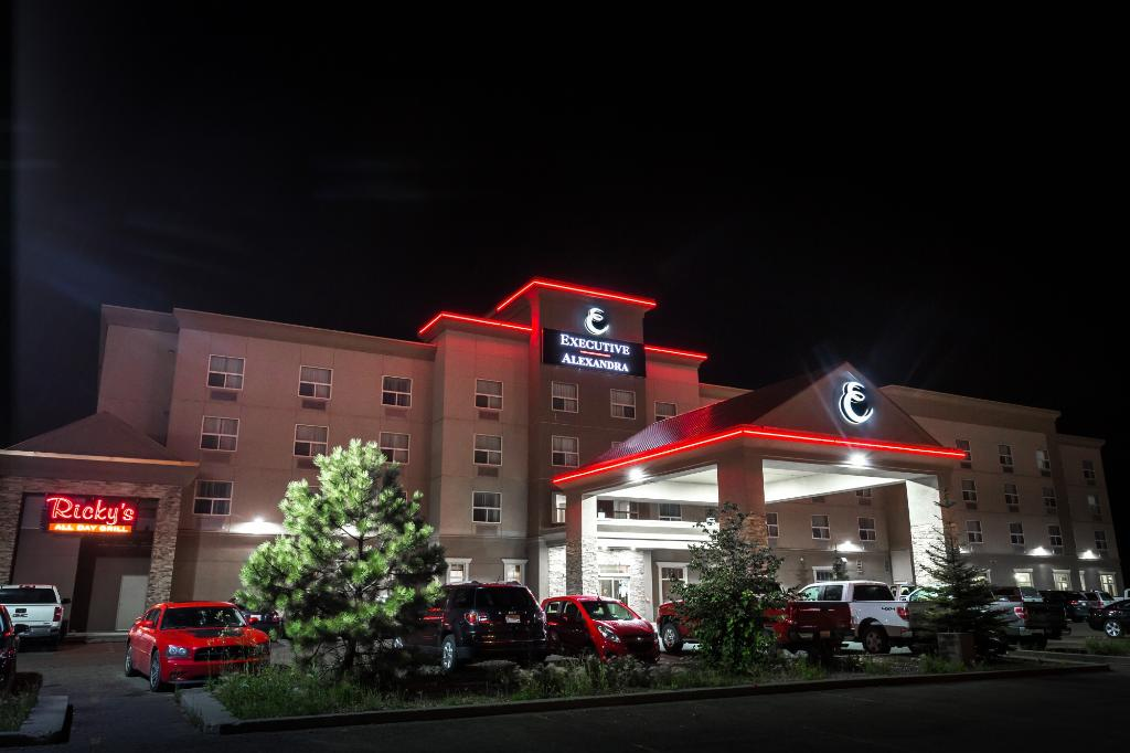 Executive Hotel Alexandra at Edmonton Airport