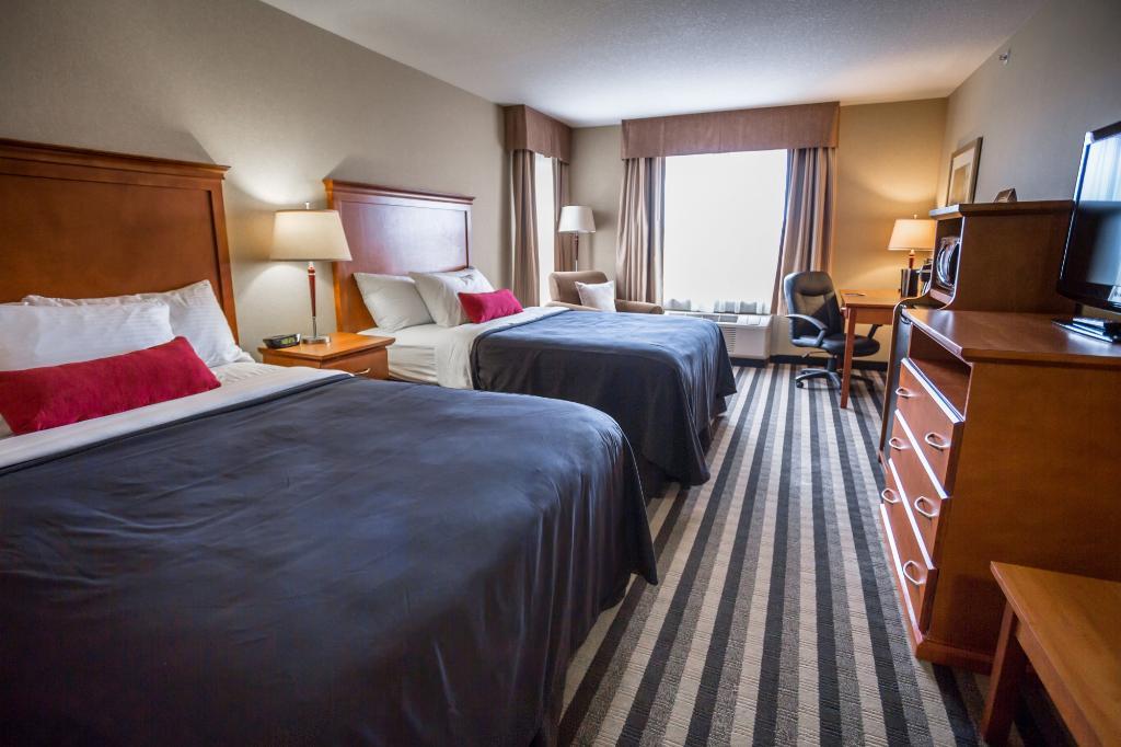 Executive Hotel Alexandra at Edmonton Airport