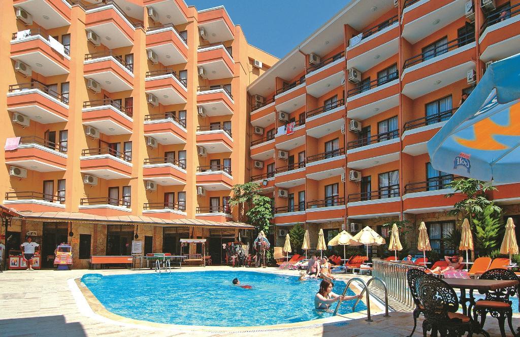 Fatih Hotel Kleopatra
