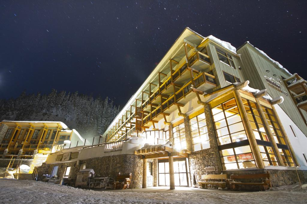 Sunshine Mountain Lodge