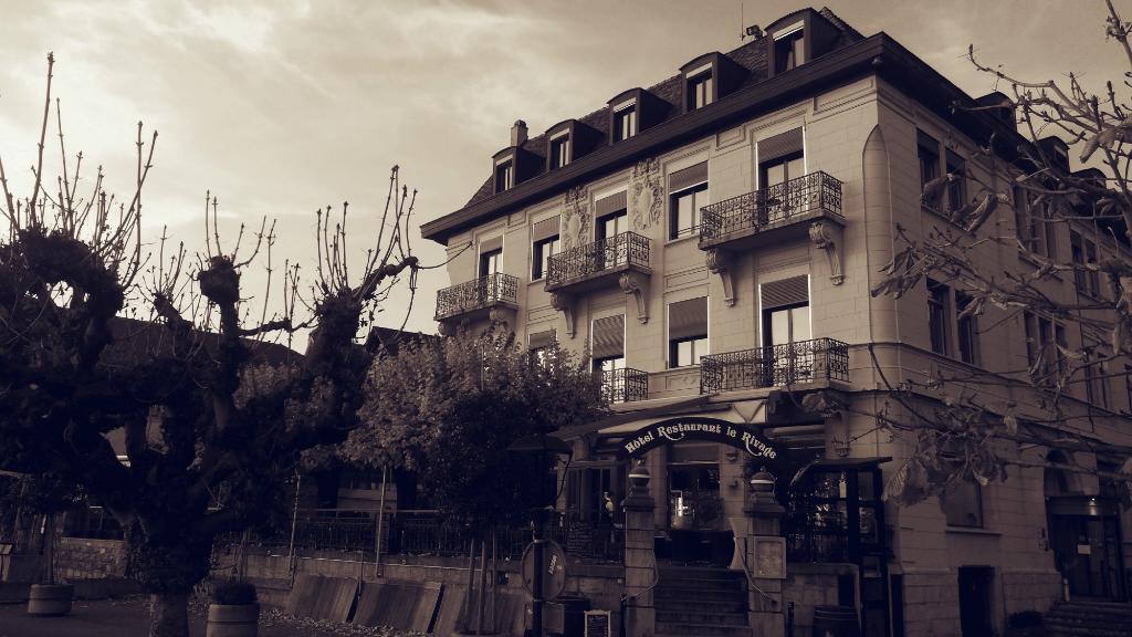 Hôtel Le Rivage