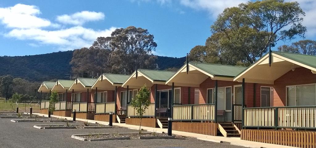 Canberra Carotel Motel & Caravan Park