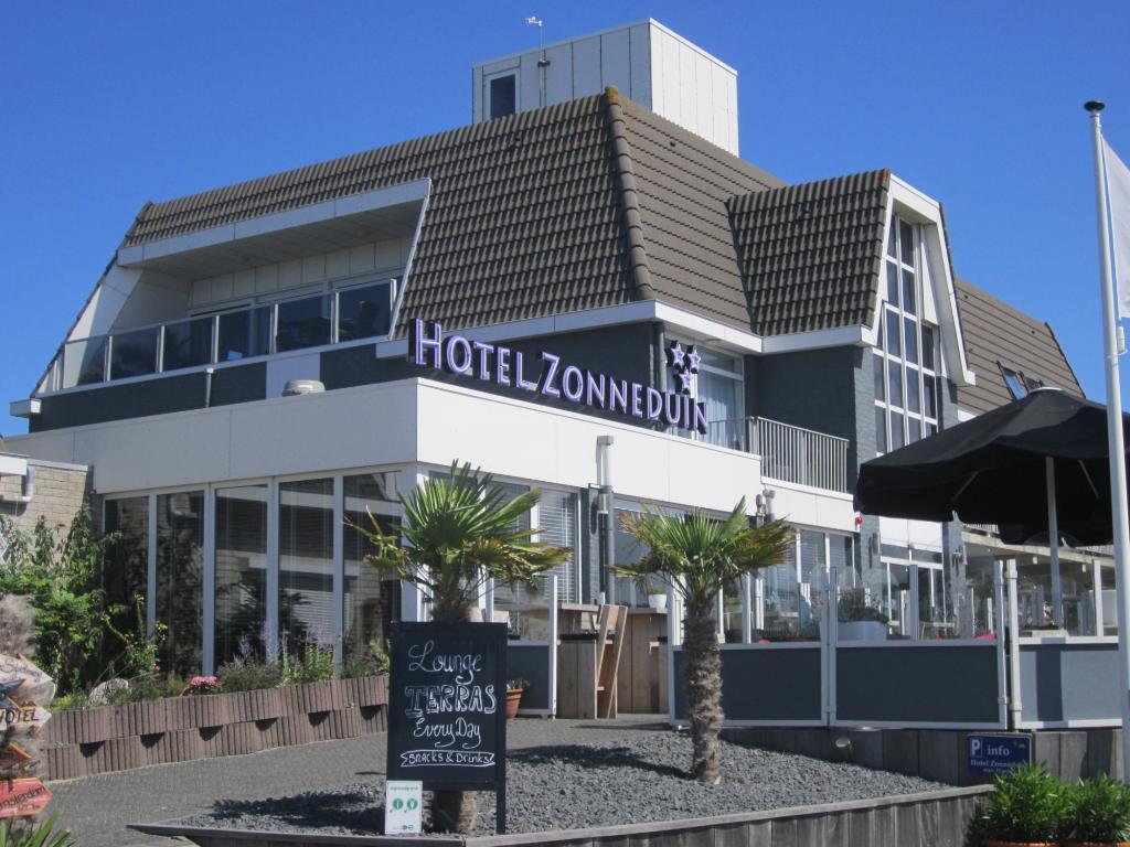 ホテル ゾンネドゥイン