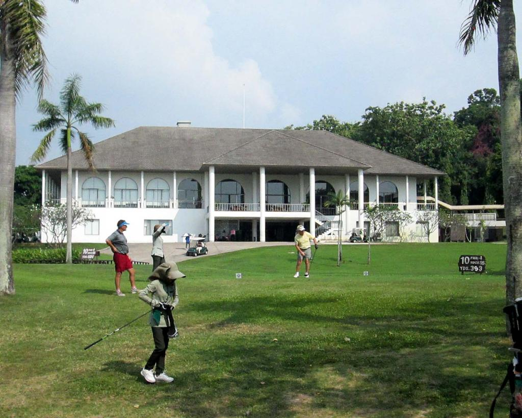 Bangpra International Golf Club