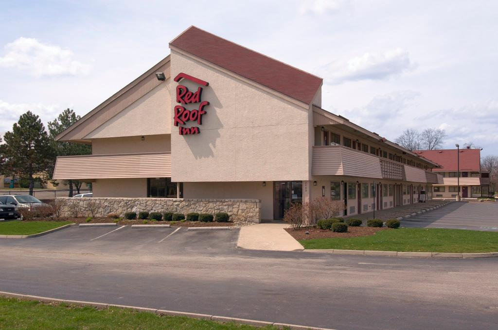 Red Roof Inn Columbus East Reynoldsburg