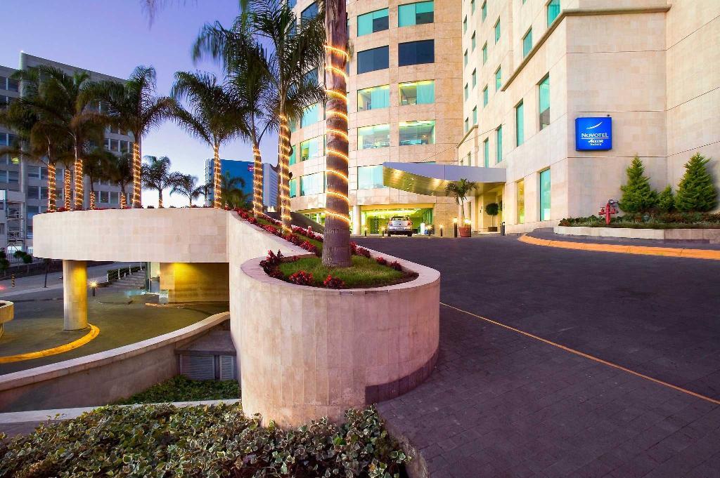 墨西哥城聖塔菲諾富特飯店