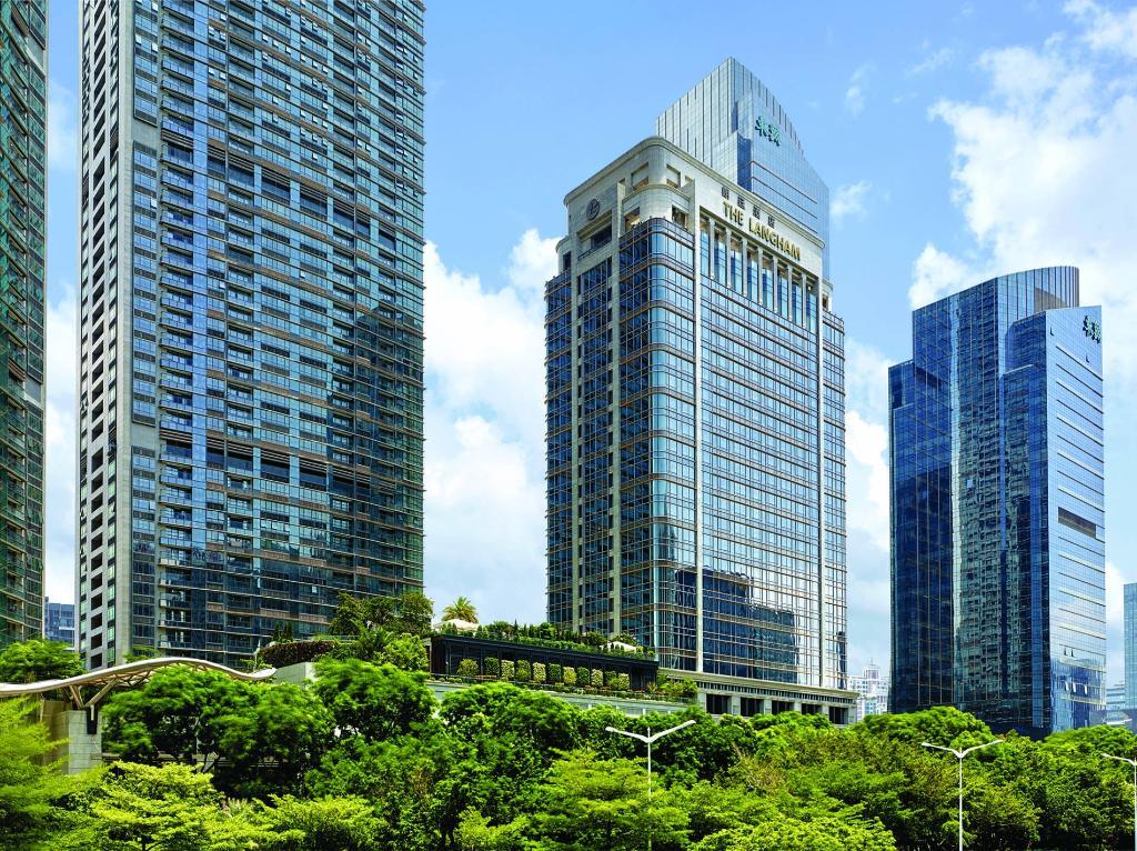 The Langham, Shenzhen