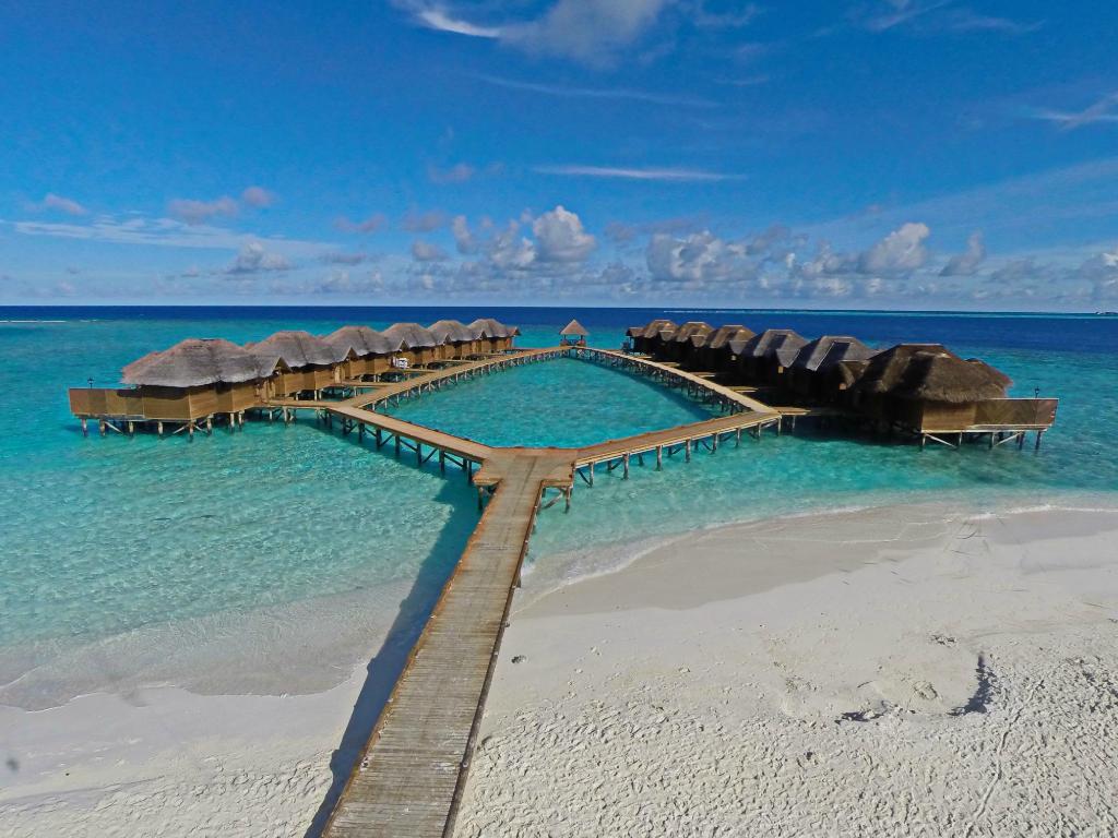 菲哈後島旅遊度假村