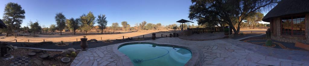 Torgos Safari Lodge