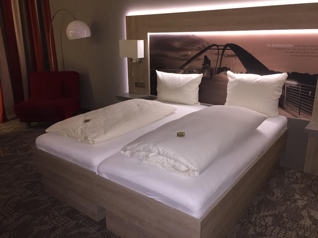 Hotel Dreilanderbrucke