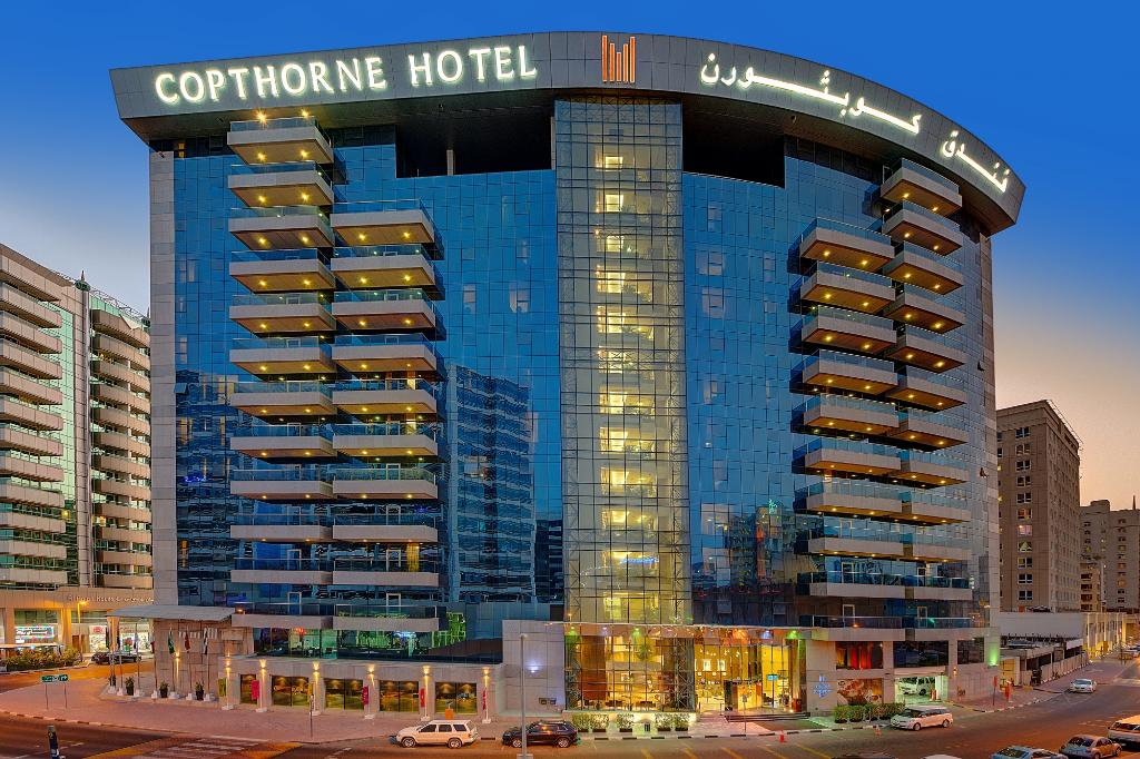 コプソーン ホテル ドバイ