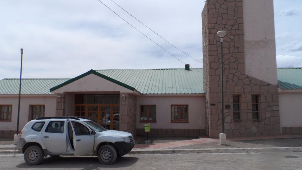 Hotel de las Nubes
