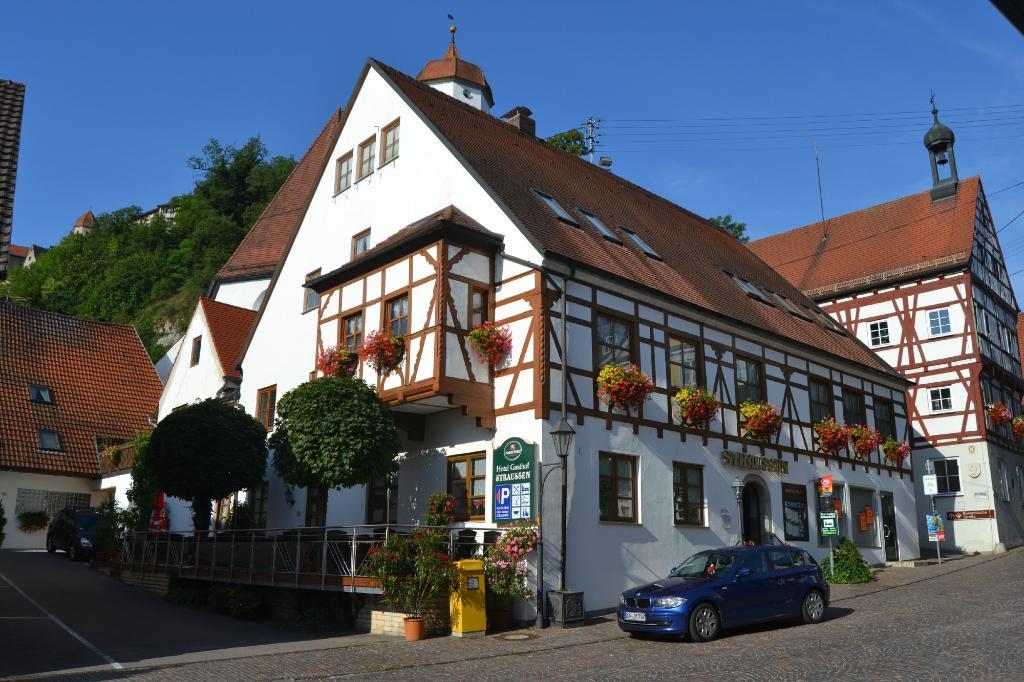 Hotel Gasthof Zum Straussen