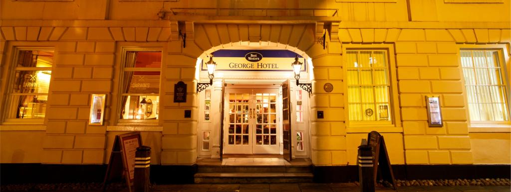 ‪BEST WESTERN Lichfield City Centre The George Hotel‬