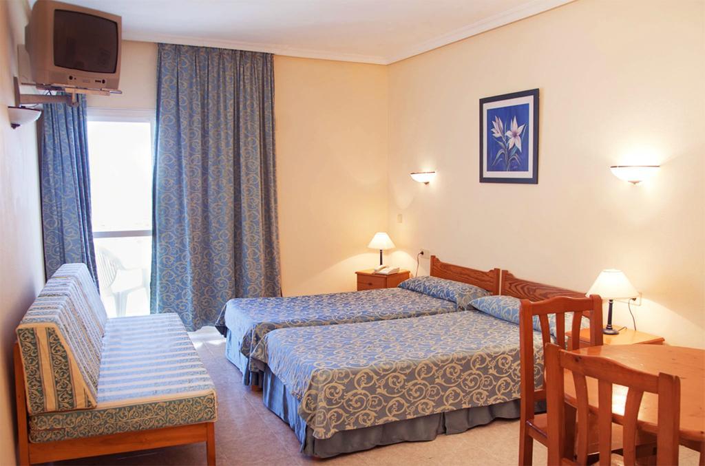 Hoteles Apartamentos Lux Mar