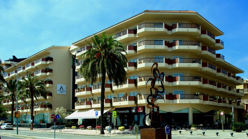 海濱大道阿瓜酒店