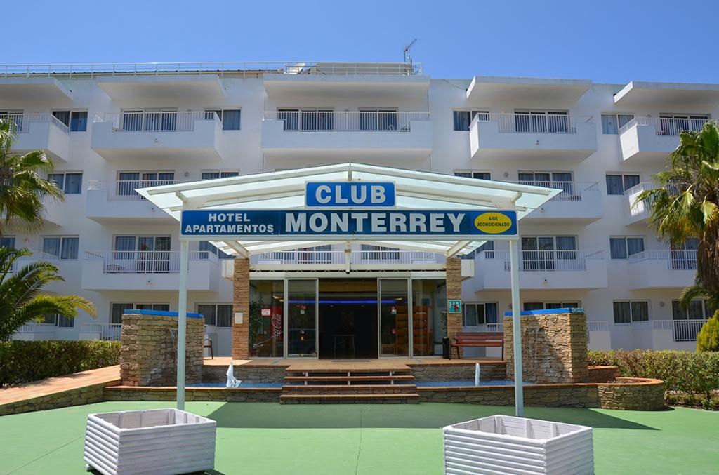 Hotel Apartamentos Monterrey