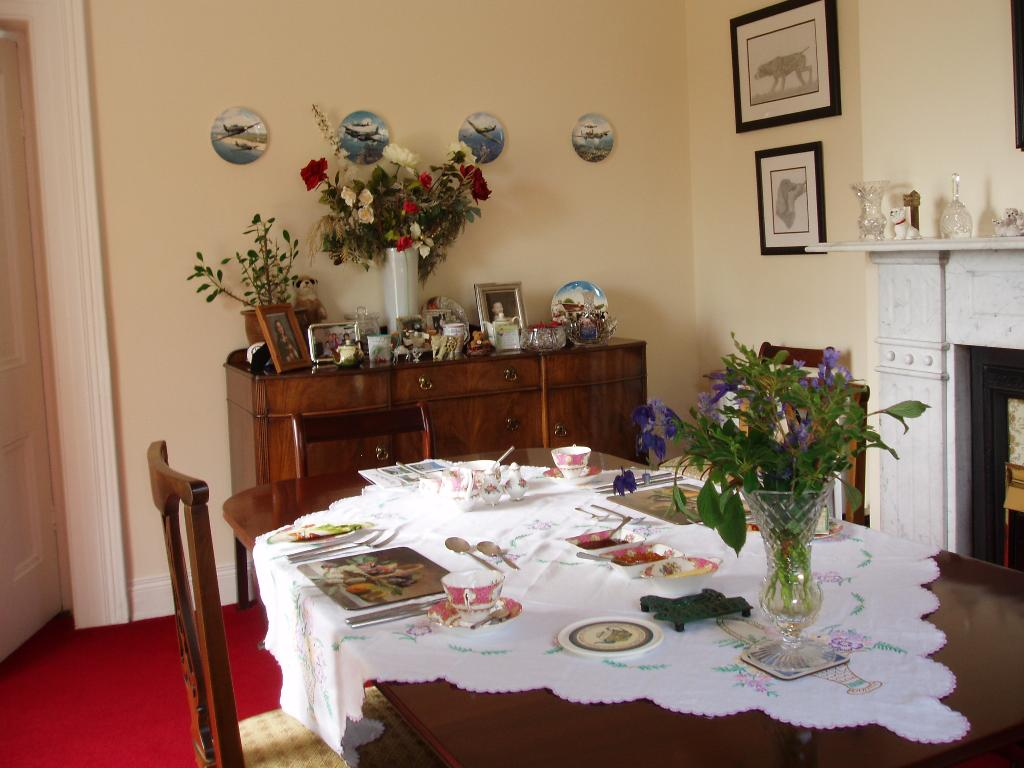 Dervaghroy House Bed and Breakfast