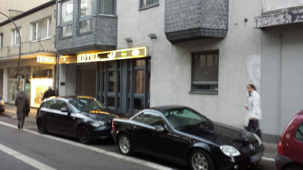 Hotel an der Ko
