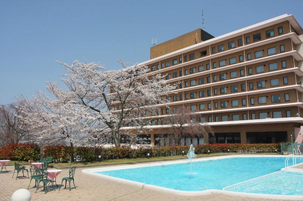 โรงแรมคานาซาวะ โคกุไซ