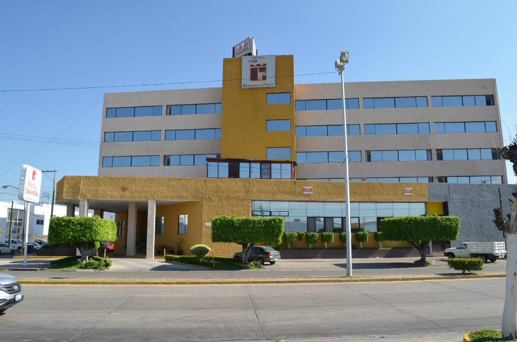 Casa Real Celaya Hotel