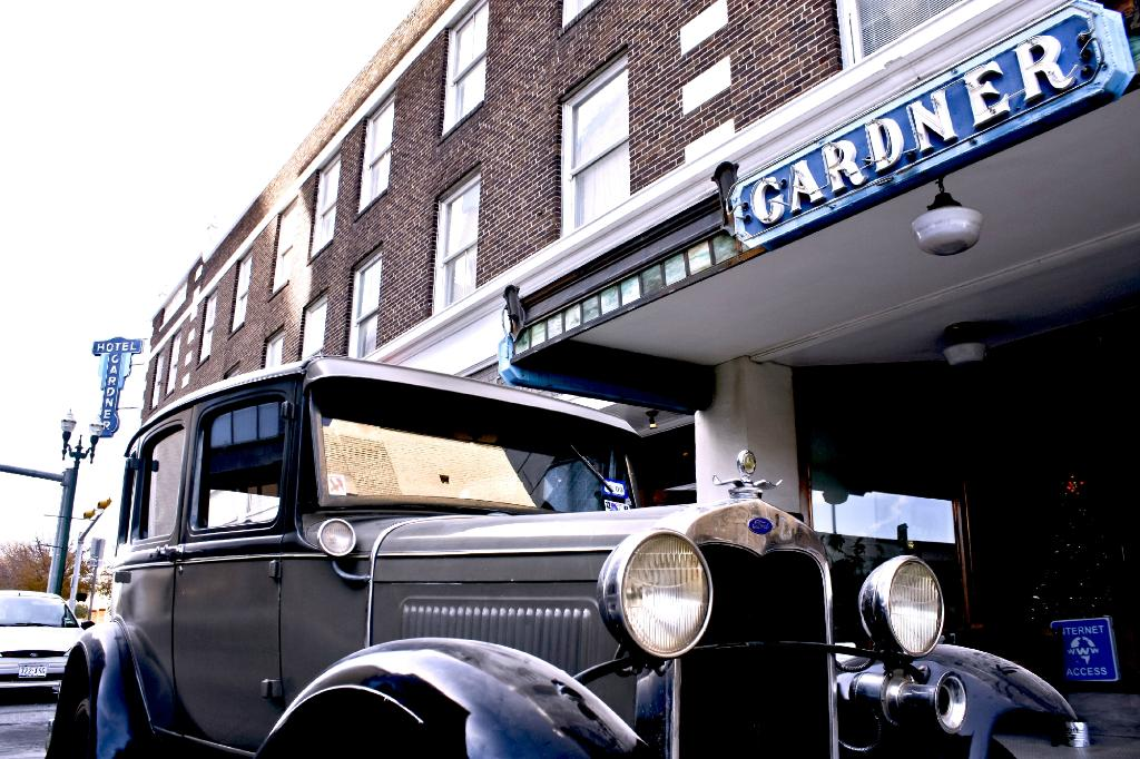The Gardner Hotel