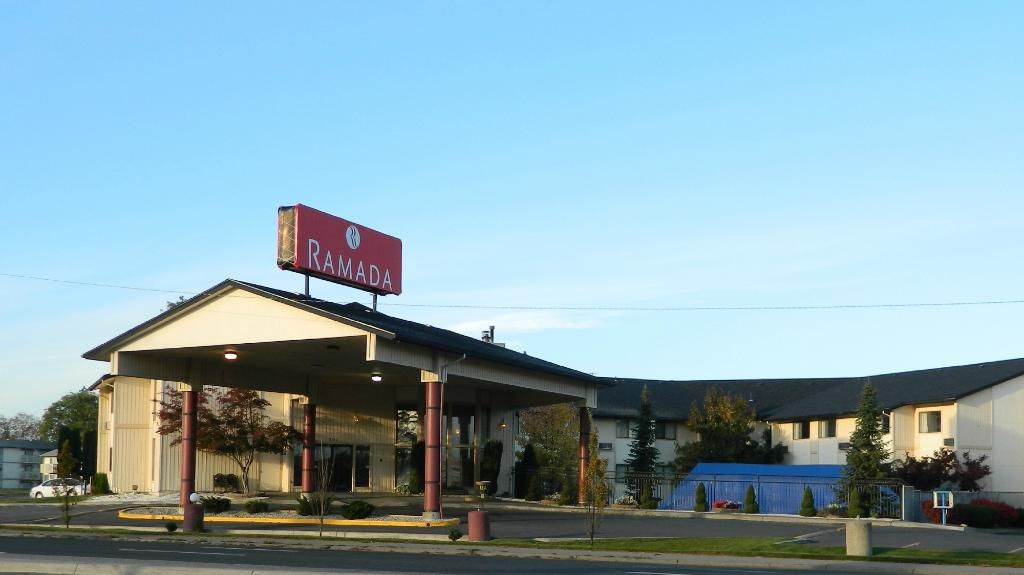 Ramada North Spokane