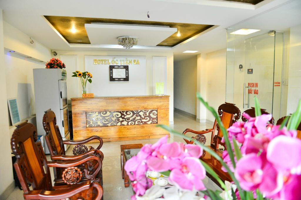 Oc Tien Sa Hotel