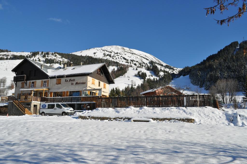 ラ フォレット ドマローネホテル
