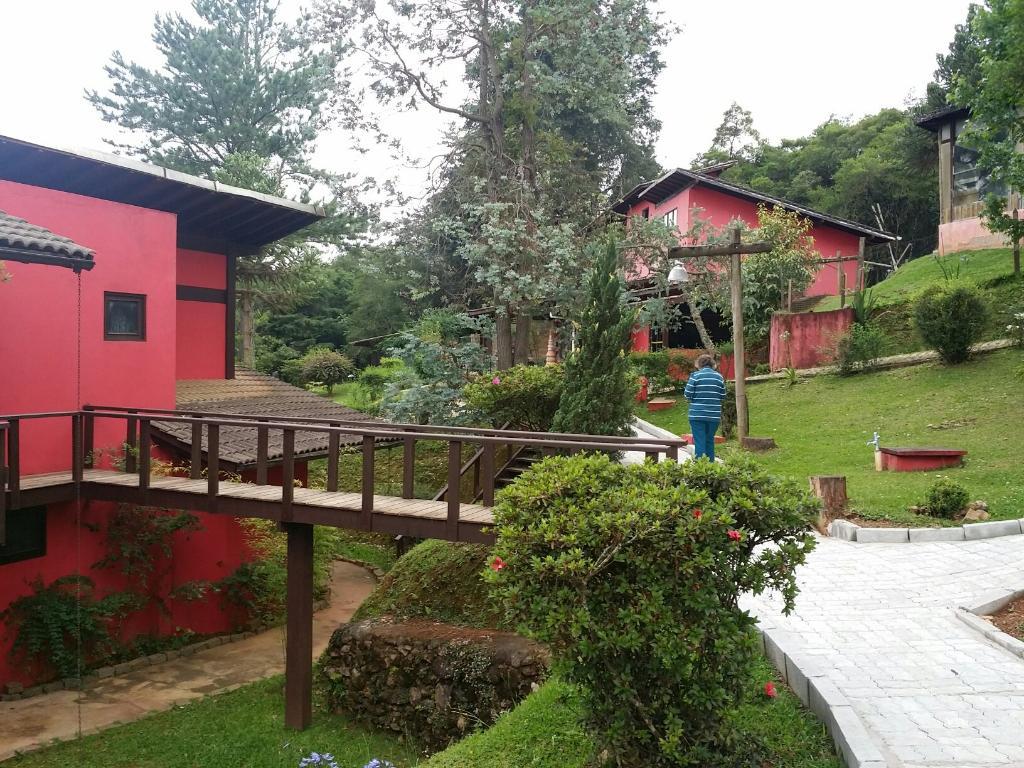 Pousada Jardim das Montanhas