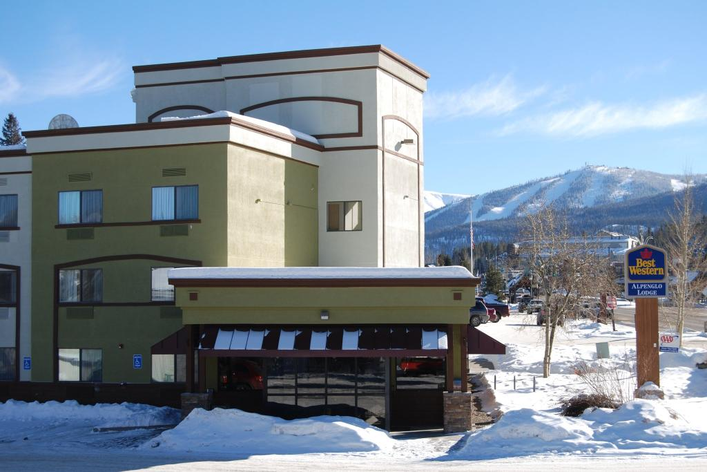 ‪BEST WESTERN Alpenglo Lodge‬