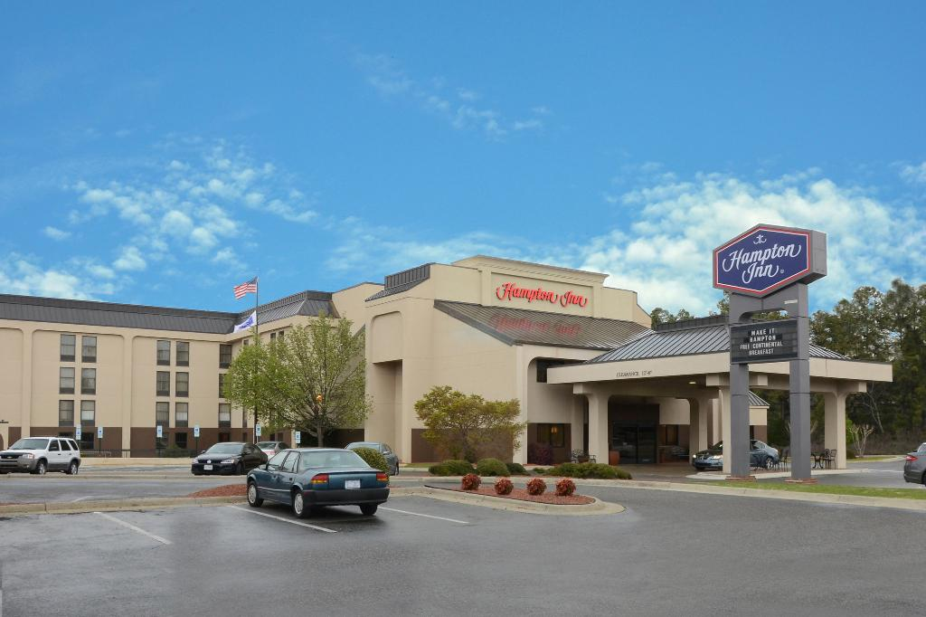 ‪Hampton Inn Fayetteville - Cross Creek Mall‬