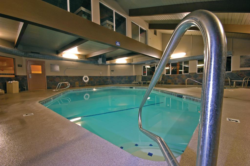 華盛頓鮭魚河/溫哥華希洛套房飯店
